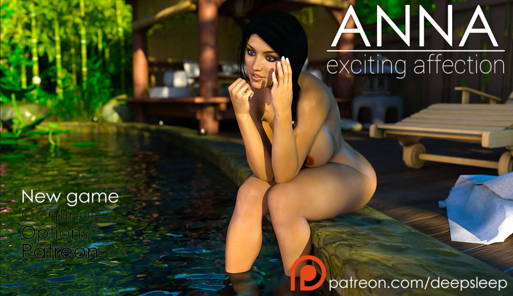 Anna – Exciting Affection